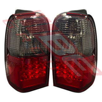REAR LAMP SET - L&R - LED TYPE - TO SUIT TOYOTA HILUX SURF 4 RUNNER KZN185 1996-