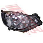 HEADLAMP - R/H - (1800) - MNL OR ELEC NON GAS - TO SUIT NISSAN AD/PULSAR - Y12 - 2006-