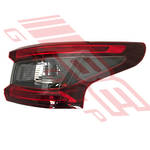 REAR LAMP - R/H - LED TYPE - TO SUIT NISSAN QASHQAI/DUALIS - J11 - 2017-