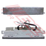 HIGH TOP LAMP - CLEAR - 4970 - TO SUIT - NISSAN MAXIMA/TEANA - J31 - 2004-