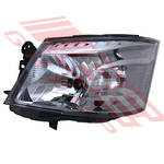 HEADLAMP - L/H - MANUAL - TO SUIT - NISSAN CARAVAN NV350 2011-