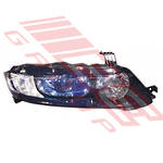 HEADLAMP - R/H (BLUE/ INNER) - PWR/PACK (4222)  - TO SUIT HONDA ODYSSEY - RB1 - 2003-