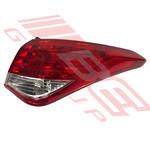 REAR LAMP - R/H - LED TYPE - TO SUIT - HYUNDAI I40 2012-  SEDAN
