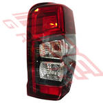 REAR LAMP - R/H - BULB TYPE - TO SUIT MITSUBISHI TRITON L200 2019-