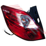 REAR LAMP - L/H - (D060) - TO SUIT - SUBARU EXIGA - YA4/YA5/YA9 - 2008-