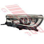 HEADLAMP - L/H - HID - ELECTRIC ADJUSTER - WITH LED - TO SUIT TOYOTA HILUX SR5 2015-