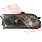HEADLAMP - R/H (16-155) - TO SUIT TOYOTA TURCEL/CORSA/COROLLA II - 3DR - EL51 - F/LIFT