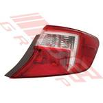 REAR LAMP - R/H - OUTER - CERTIFIED NSF - TO SUIT TOYOTA CAMRY 2012-