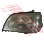 HEADLAMP - L/H (100-76941) MNL ADJUST - TO SUIT TOYOTA CROWN - JZS171 - 4DR SED - 99-
