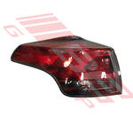 REAR LAMP - L/H - LED TYPE - TO SUIT TOYOTA RAV4 2016-  FACELIFT