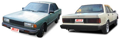 16658-PH-line-1 NISSAN BLUEBIRD P910 1980-84