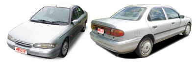 25530-PH-line-1 FORD MONDEO 1993-