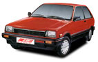 67080-PH3-1 SUBARU JUSTY J10 1984-88