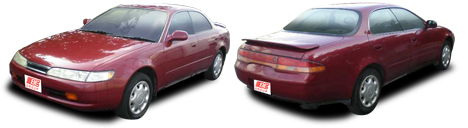 81765-PH-Line TOYOTA CERES AE101 1992-